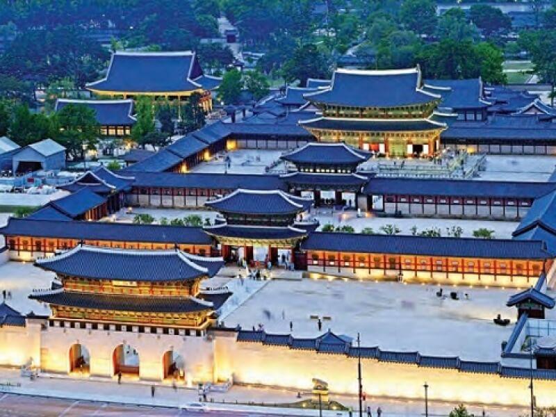 canh-phuc-cung-cung-dien-gyeongbok