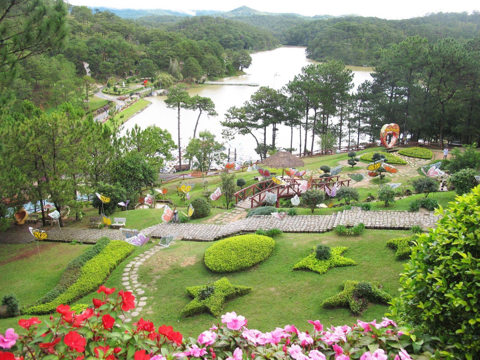 Tour Đà Nẵng Đà Lạt 5 ngày 4 đêm