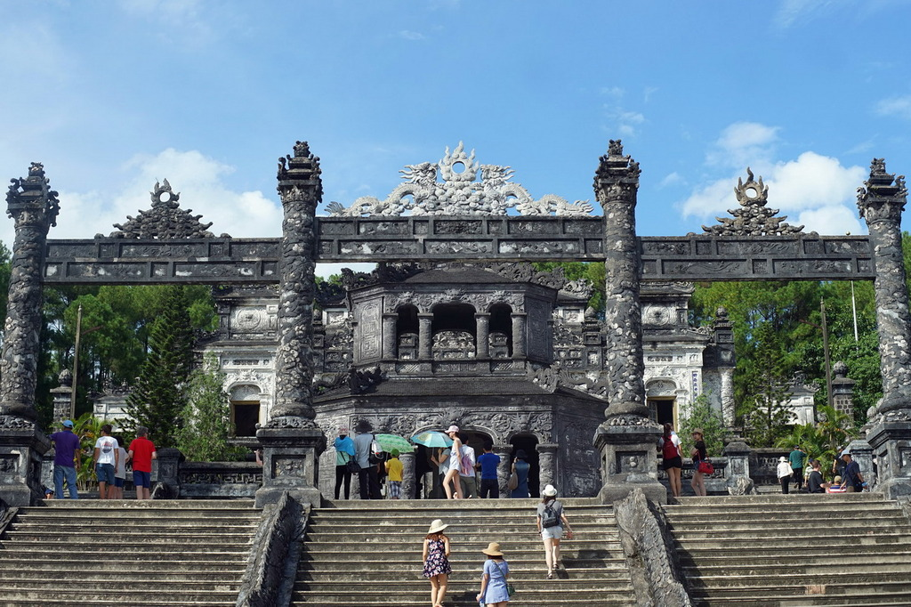 Tour Đà Nang- Hue 1 day
